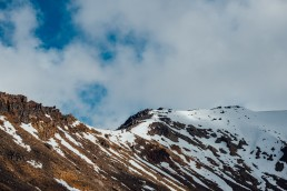 Tongariro Mountain Tops