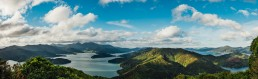 Marlborough Sounds Panoramic