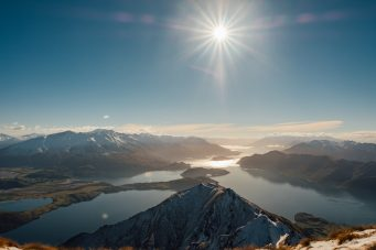 Roy's Peak Summit